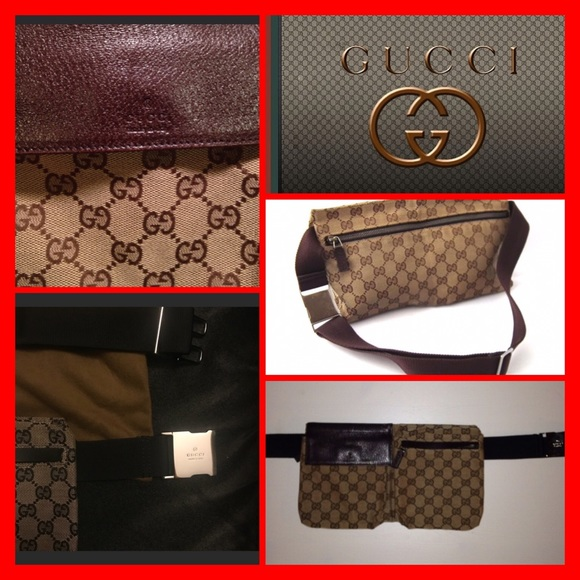 be83d6d478e919 Gucci Bags | Authentic Belt Bag | Poshmark